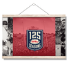 Ole Miss Rebels - 125 Ole Miss - College Wall Art #Hanging Canvas