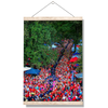 Ole Miss Rebels - Walk Of Champions from new Student Union - College Wall Art #Hanging Canvas