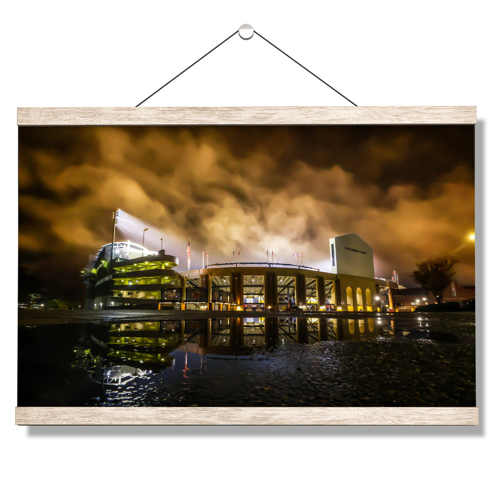 Ole Miss Rebels - Golden Vaught - College Wall Art #Canvas