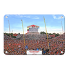 Ole Miss Rebels - Mississippi Mayhem - College Wall Art #Metal