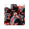 Ole Miss Rebels - Huddle - College Wall Art #Metal