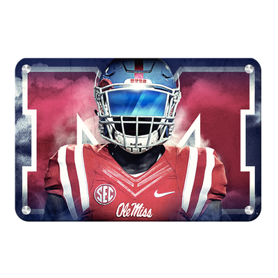 Ole Miss Rebels - Epic Ole Miss - College Wall Art #Metal