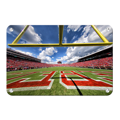 Ole Miss Rebels - Vaught-Hemingway End Zone - College Wall Art #Metal