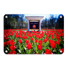 Ole Miss Rebels - Spring Flowers - College Wall Art #Metal