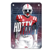 Ole Miss Rebels - Hotty Toddy - College Wall Art #Metal