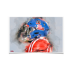 Ole Miss Rebels - Ole Miss Watercolor - College Wall Art #Poster