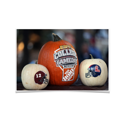 Ole Miss Rebels - Game Day - College Wall Art #Poster