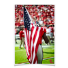Ole Miss Rebels - Our Flag - College Wall Art #Poster