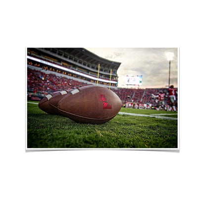 Ole Miss Rebels - Ole Miss Football - College Wall Art #Poster