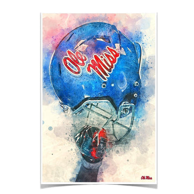 Ole Miss Rebels - Ole Miss Pride - College Wall Art #Poster