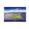 Ole Miss Rebels - Hotty Toddy - College Wall Art #Poster