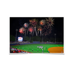 Ole Miss Rebels - More Fireworks Over Swayze - College Wall Art #Poster