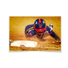 Ole Miss Rebels - Softball Safe - College Wall Art #Poster