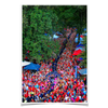 Ole Miss Rebels - Walk Of Champions from new Student Union - College Wall Art #Poster