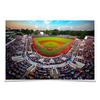 Ole Miss Rebels - Swayze Sunset - College Wall Art #Poster