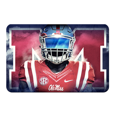 Ole Miss Rebels - Epic Ole Miss - College Wall Art #PVC