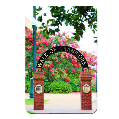 Ole Miss Rebels - Spring Walk of Champions - College Wall Art #PVC