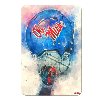 Ole Miss Rebels - Ole Miss Pride - College Wall Art #PVC
