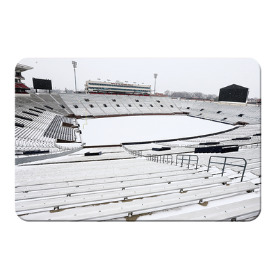 Ole Miss Rebels - Snow Day-Vaught- Hemingway - College Wall Art #PVC