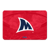 Ole Miss Rebels - Fins Up M - College Wall Art #PVC