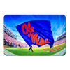 Ole Miss Rebels - This Is Ole Miss - College Wall Art #PVC