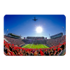 Ole Miss Rebels - Flight Over - College Wall Art #PVC