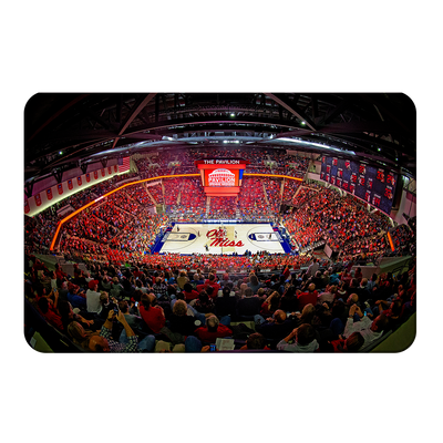 Ole Miss Rebels - The Pavilion Wide Angle - College Wall Art #PVC