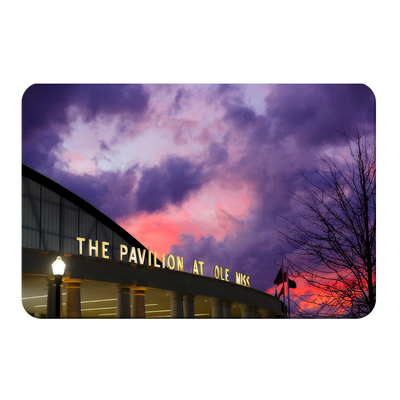 Ole Miss Rebels - The Pavilion at Ole Miss - College Wall Art #PVC