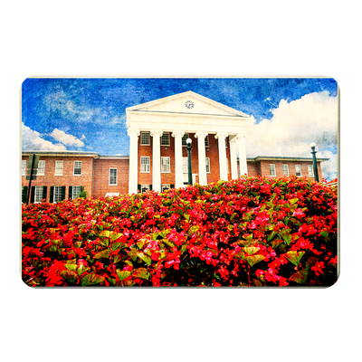 Ole Miss Rebels - Lyceum Paint - College Wall Art #PVC