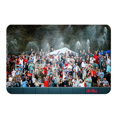 Ole Miss Rebels - The First Swayze Shower of Spring - College Wall Art #PVC