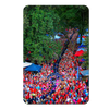 Ole Miss Rebels - Walk Of Champions from new Student Union - College Wall Art #PVC