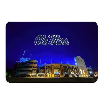 Ole Miss Rebels - Vaught Hemingway Stadium 2020 - College Wall Art #PVC