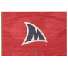 Ole Miss Rebels - Fins Up M - College Wall Art #Wood