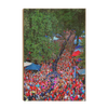 Ole Miss Rebels - Walk Of Champions from new Student Union - College Wall Art #Wood