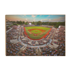Ole Miss Rebels - Swayze Sunset - College Wall Art #Wood