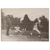 OLE MISS REBELS - Vintage Khayat Play at the Plate - College Wall Art #Wood