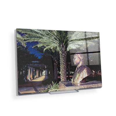 USF Bulls - MLK Night - College Wall Art #Acrylic Mini