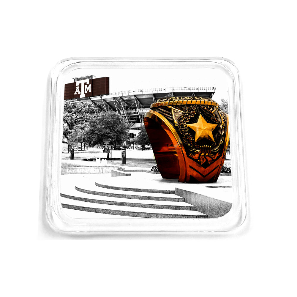 Texas A&M - Aggie Ring Coaster