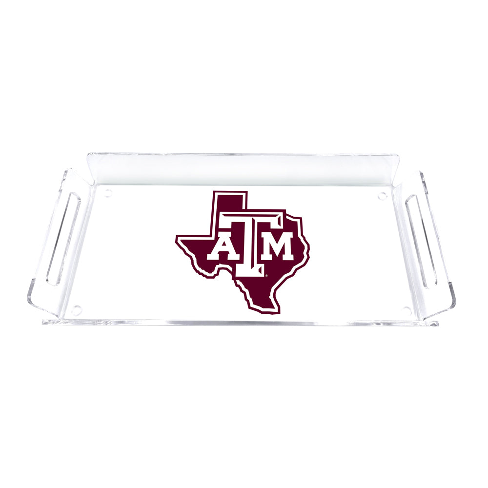 Texas A&M - A&M State Tray