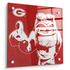 Georgia Bulldogs - Georgia Dawg - College Wall Art #Acrylic