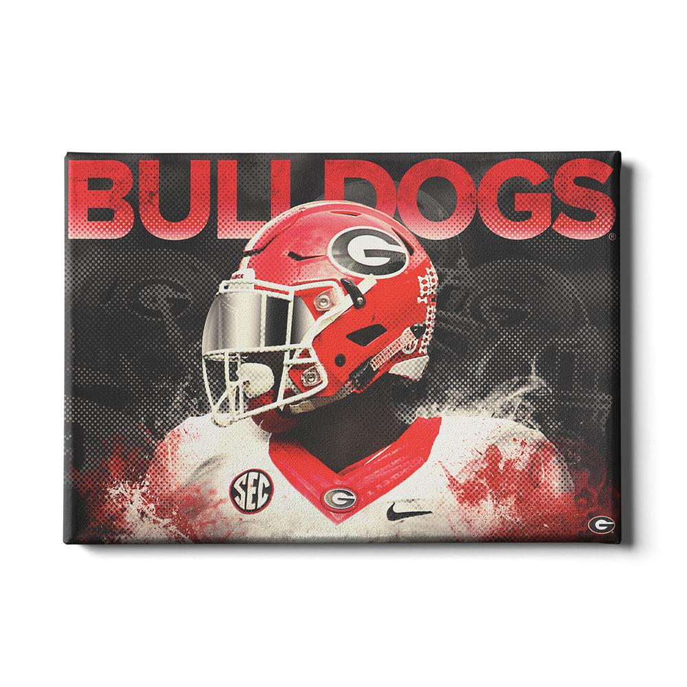 Georgia Bulldogs - Georgia #Canvas