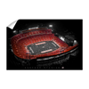 Georgia Bulldogs - UGA Sanford Stadium - College Wall Art #Wall Decal