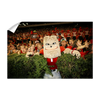 Georgia Bulldogs - Hairy in the Hedges - College Wall Art #Wall Decal