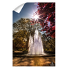 Georgia Bulldogs - The Fountain - College Wall Art #Wall Decal