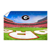 Georgia Bulldogs - It's Saturday in Athens End Zone - College Wall Art #Wall Decal