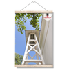 Georgia Bulldogs - Chapel Bell Tower - College Wall Art #Hanging Canvas