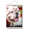 Georgia Bulldogs - Uga Portrait - College Wall Art #Hanging Canvas