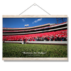 Georgia Bulldogs - Between the Hedges UGA - College Wall Art #Hanging Canvas