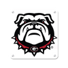 Georgia Bulldogs - Bulldogs - College Wall Art #Metal