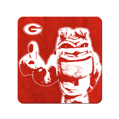 Georgia Bulldogs - Georgia Dawg - College Wall Art #PVC
